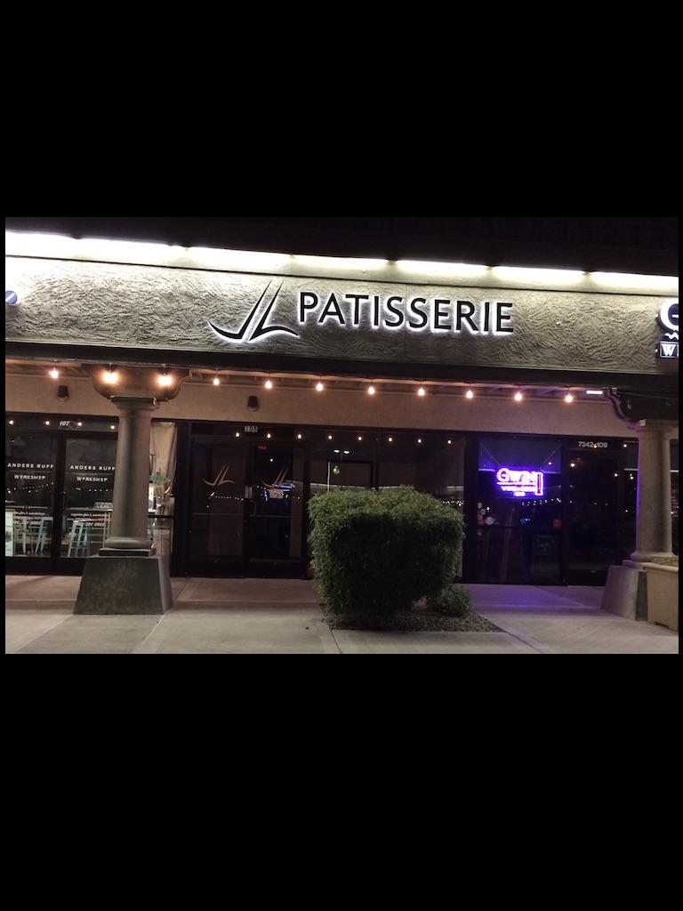 JL Patisserie - Store Front