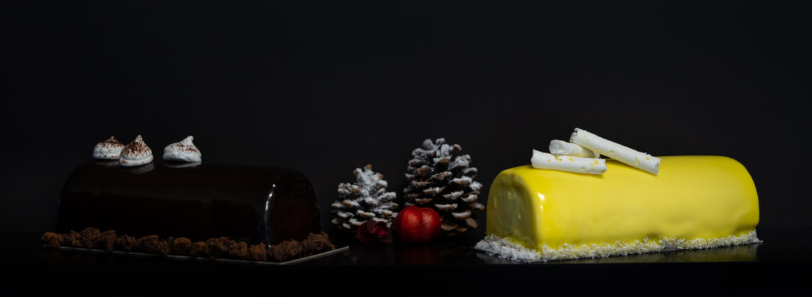 JL Patisserie Christmas Log Collection 2019 - JL Patisserie Scottsdale and Phoenix