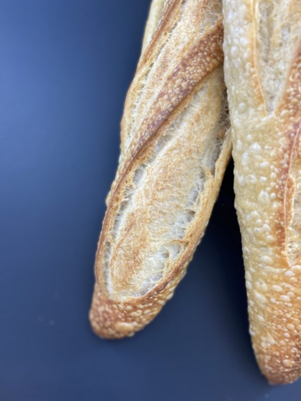 JLPATISSERIE _ NATURALLY LEAVENED BAGUETTE