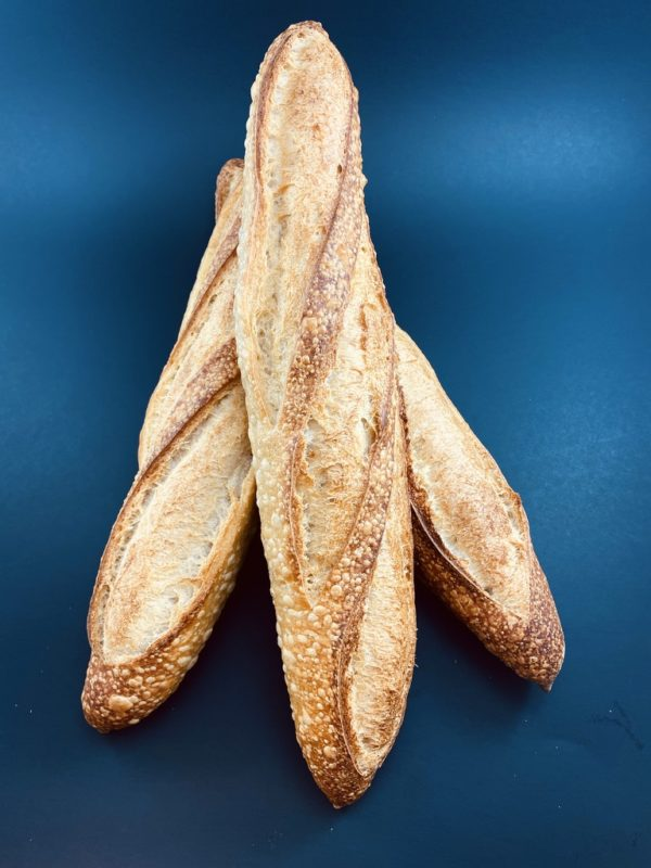 JLPATISSERIE - NATURALLY LEAVENED BAGUETTE