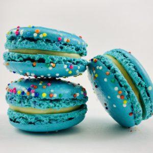 JLPATISSERIE - Birthday cake macaron