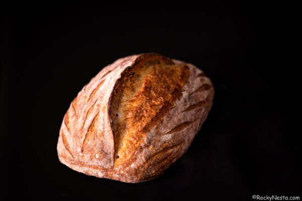 JL Patisserie French Sourdough Spelt Loaf