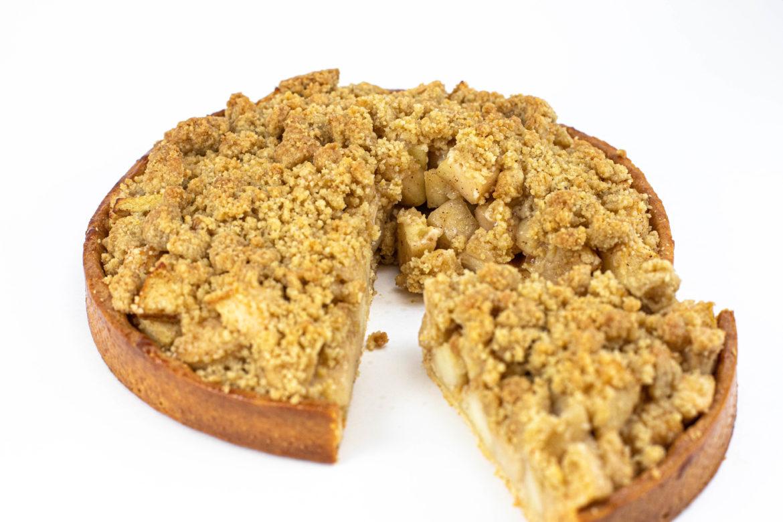 Apple Streusel Pie - JL Patisserie