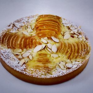 Pear and Almond Pie - Christmas Collection bakery in Scottsdale