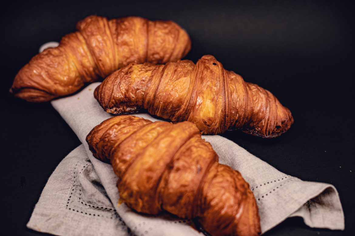 Classic French Butter Croissant